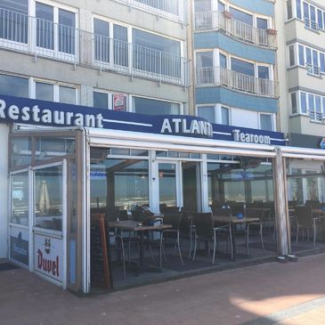 Restaurant Atlanta in Koksijde