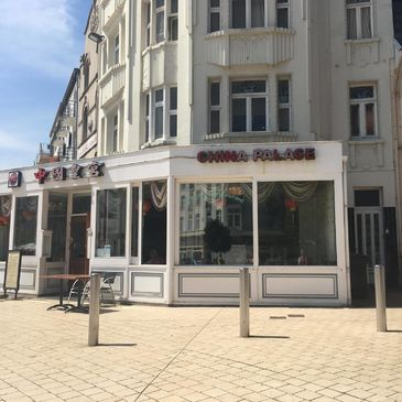 China Palace Restaurant in De Panne