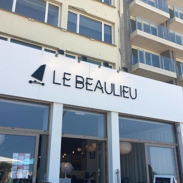 Le Beaulieu in De Panne
