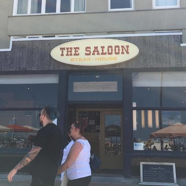 The Saloon in De Panne
