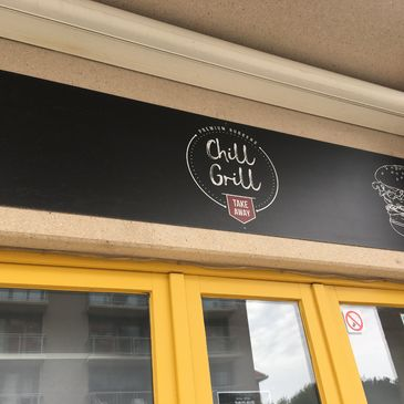 Chill Grill in Nieuwpoort-Bad