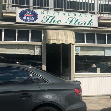 The Stork in Knokke-Heist