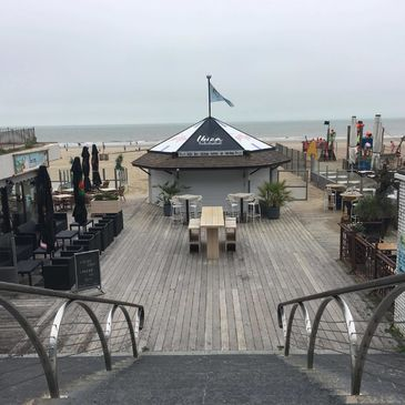 Ibiza Beach in Blankenberge