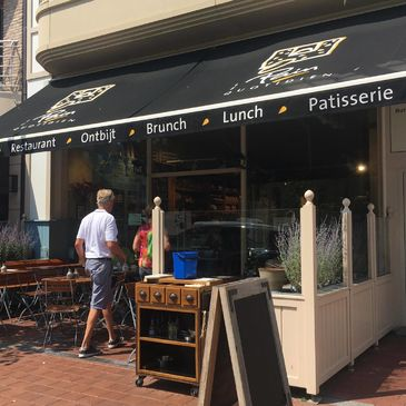Le Pain Quotidien in Knokke-Heist