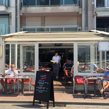 Normandie in Knokke-Heist