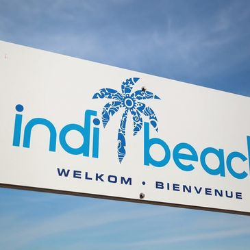 Indi Beach in Knokke-Heist