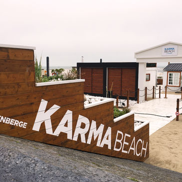Karma Beach in Blankenberge