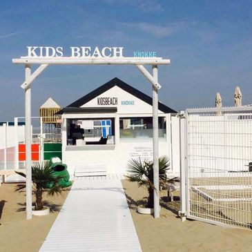 Kids Beach Knokke in Knokke-Heist