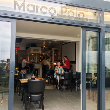 Marco Polo in Nieuwpoort-Bad