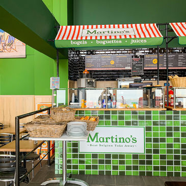 Martino's in Blankenberge
