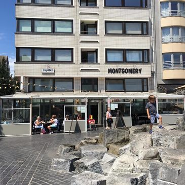 The Montgomery in Oostende