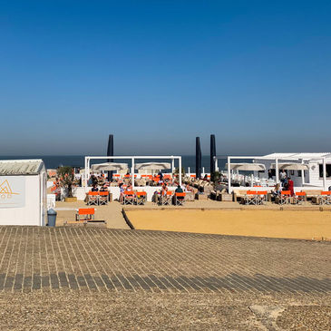 Mood Beach in Knokke-Heist