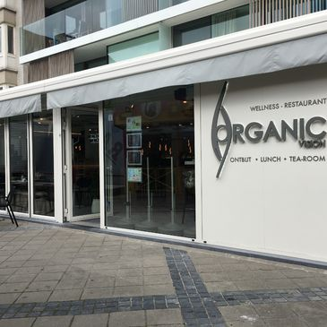 Organic Vision in Oostende
