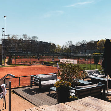 Ostend Tennis Club in Oostende