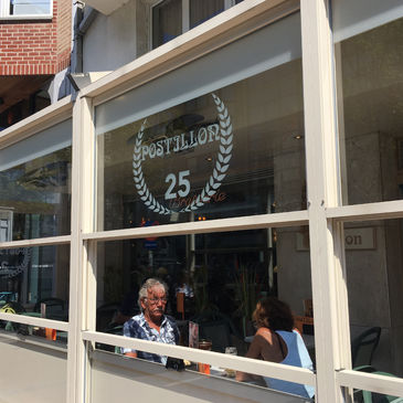 Postillon in Knokke-Heist