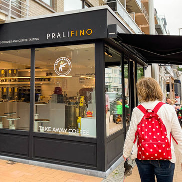 Pralifino in Nieuwpoort-Bad