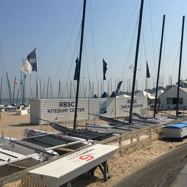 Royal Belgian Sailing Club Duinbergen in Knokke-Heist