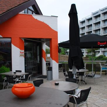Sea Food Bar Oesterput in Nieuwpoort