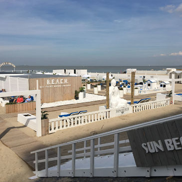 Sun Beach in Blankenberge