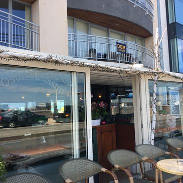't Ostends Café in Oostende