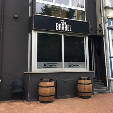 The Barrel in De Haan