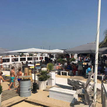 Vintage Beach in Knokke-Heist