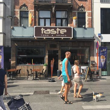 Taste Food & Drinks in Blankenberge