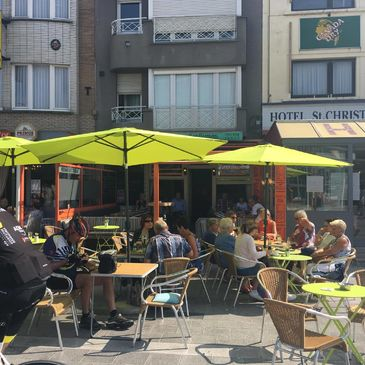 The Gentleman in Blankenberge