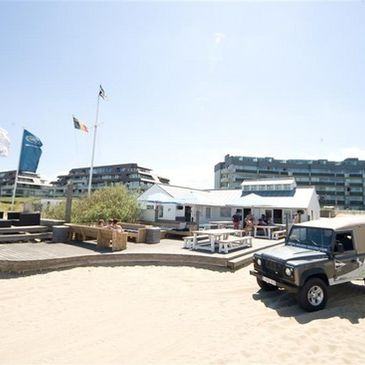Royal Belgian Sailing Club Het Zoute in Knokke