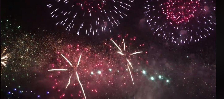 Internationaal Vuurwerkfestival Knokke Heist Strandverblijf