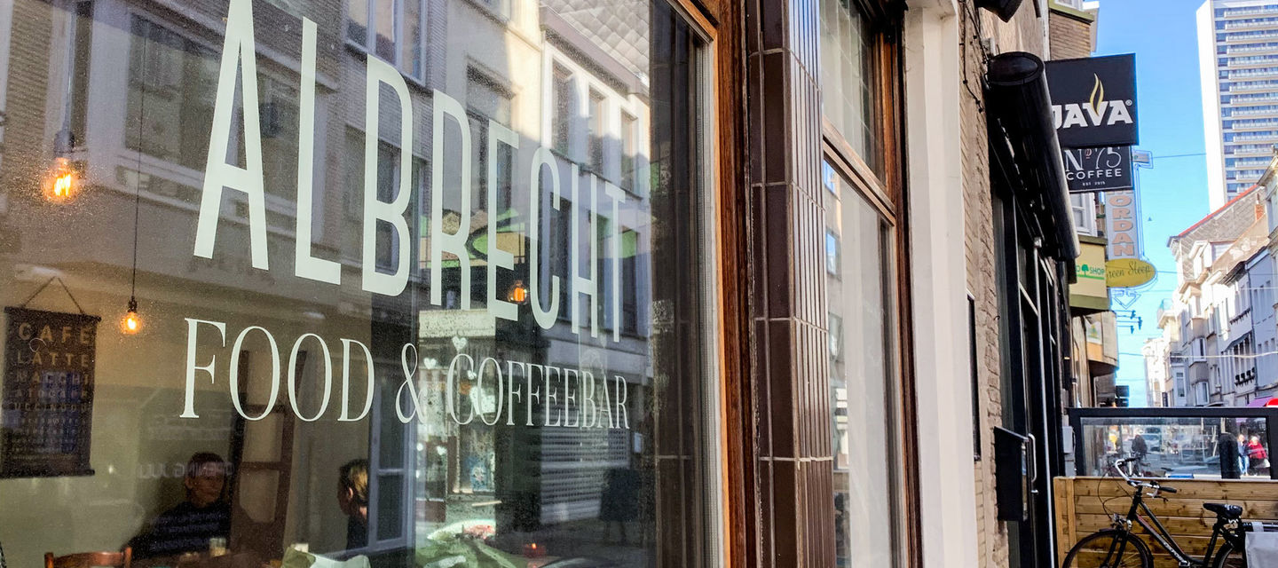 Hotspot: Albrecht Food & Coffeebar in Oostende