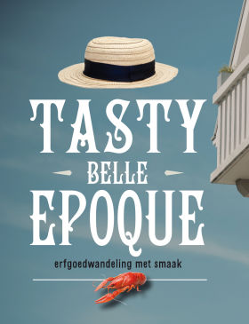 Tasty Belle Epoque in De Haan
