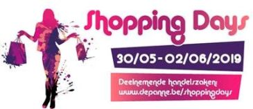 Shopping Days in De Panne