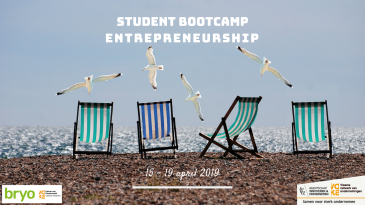 Student Bootcamp Entrepreneurship in Oostende