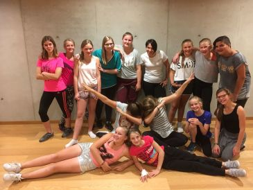 Hip Hop Classes in De Panne