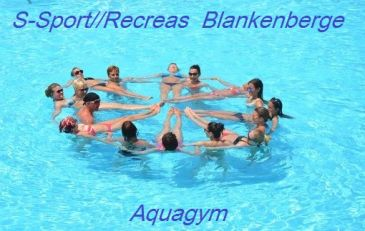 Aquagym in Blankenberge