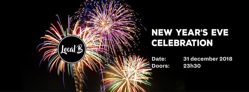 Local B New Year's Eve party Facebook Header