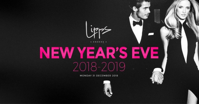 Lipps Knokke promo NYE party