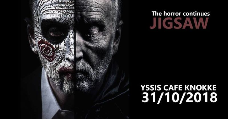 The Horror continues Yssi's knokke Halloween fuif